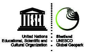 Shetland UNESCO Logo