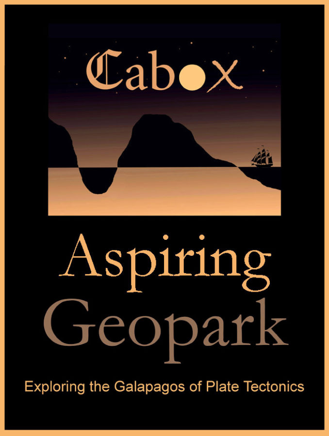 Cabox Aspiring Geopark Logo